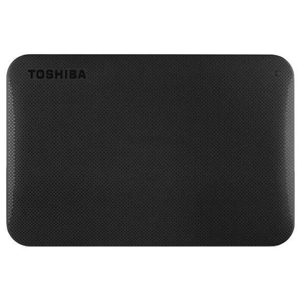 "Внешний жесткий диск 2.5"" Toshiba 1TB Canvio Ready Black (HDTP210EK3AA)"