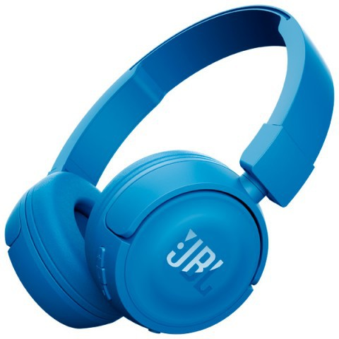 Наушники Bluetooth JBL T460BT Blue (JBLT460BTBLU)