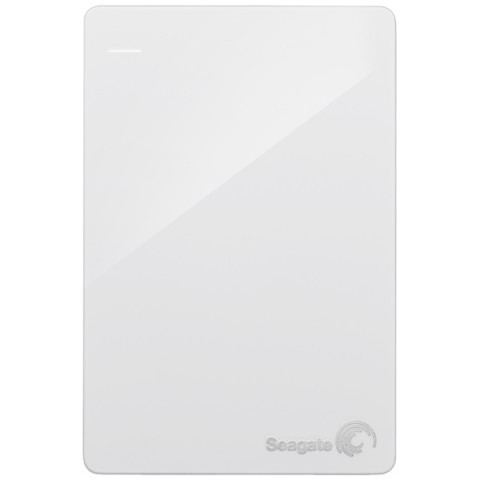 "Внешний жесткий диск 2.5"" Seagate Backup Plus Slim 1TB White (STDR1000307)"