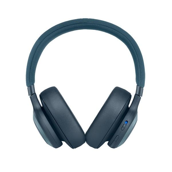 наушники Bluetooth Jbl E65btnc Blue купить в москве цена в интернет