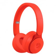 Наушники Bluetooth Beats Solo Pro Wireless Noise Cancelling MMC Red