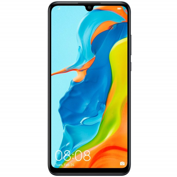 Смартфон HUAWEI P30 Lite New Edition 256Gb Midnight Black (MAR-LX1B)