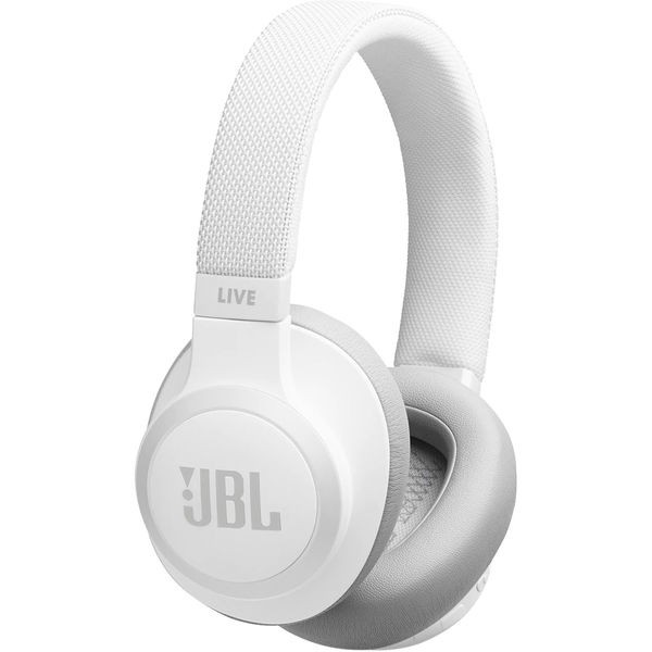 Наушники Bluetooth JBL Live 650BTNC White