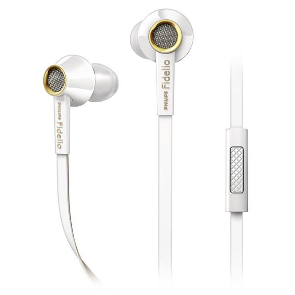 Наушники внутриканальные Philips Fidelio S2 White (S2WT 00) купить в ... 8f9c544e2ceee