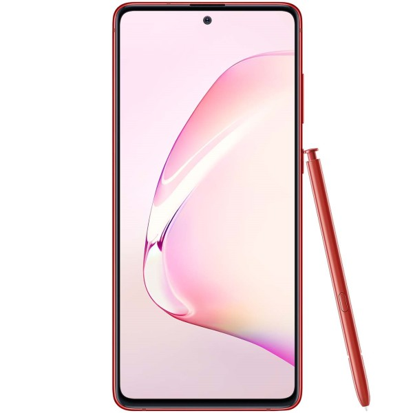 Смартфон Samsung Galaxy Note 10 Lite 6/128GB Red (SM-N770F/DSM)