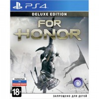 Видеоигра для PS4 Медиа For Honor Deluxe Edition