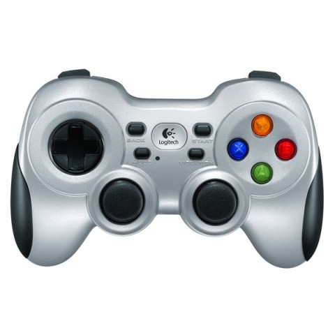 Геймпад Logitech G Wireless Gamepad F710