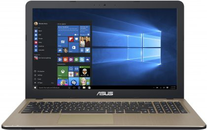"Ноутбук ASUS VivoBook 15 X540NA-GQ063 (Intel Celeron N3350 1100 MHz/15.6""/1366x768/4GB/1000GB HDD/DVD нет/Intel HD Graphics 500/Wi-Fi/Bluetooth/Endless OS)"